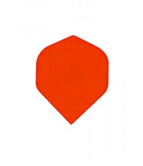 Plumas Nylon Standard Naranja