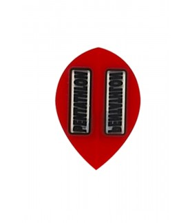 Pentathlon Oval Flights Red