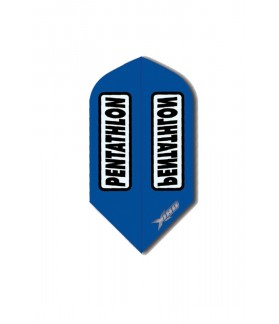 Plumas Pentathlon Xtream 180 Slim Azul