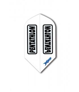 Plumas Pentathlon Xtream 180 Slim Blanco