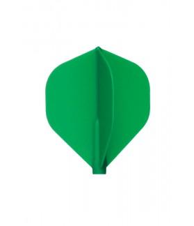 Plumas Fit Flight Standard Verde 3 uds