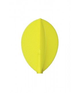 Fit Flight Oval Flights Yellow 3 uds
