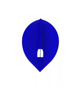 Plumas Champagne Oval D-Azul