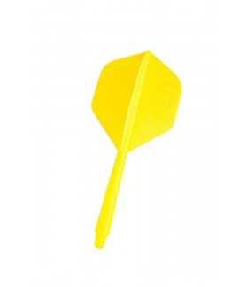 Pluma/Caña Dartres Basica Amarillo