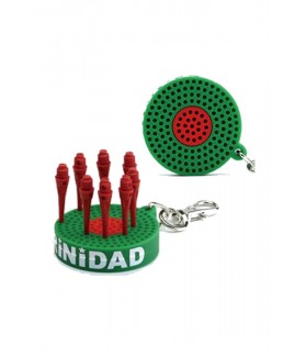 Tip Holder Bull Trinidad Green