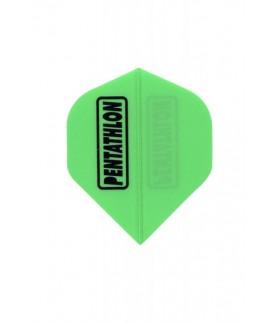 Plumas Pentathlon Standard Verde