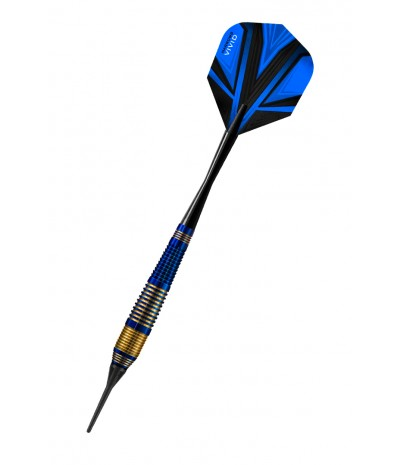 Harrows Vivid Blue Darts 18grR