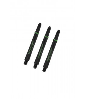 Harrows Supergrip Carbon Medium Green Shafts