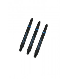 Harrows Supergrip Carbon Medium Aqua Shafts