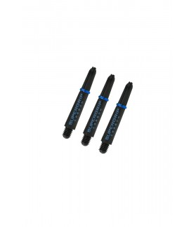 Harrows Supergrip Carbon Short Aqua Shafts