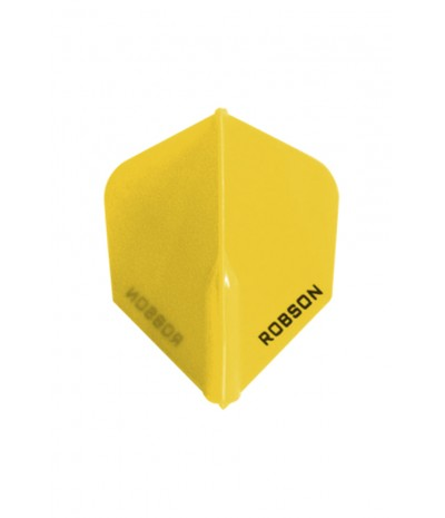 Ronson Flight Plus Shape Yellow