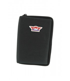Bull's The Pak Black Wallet