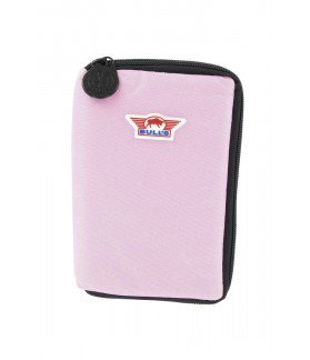 Bull's The Pak Pink Wallet