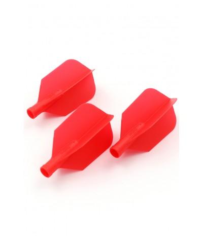Cuesoul TERO AK4 Slim Red Flights