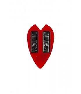 Plumas Pentathlon Vortex Mini Rojo