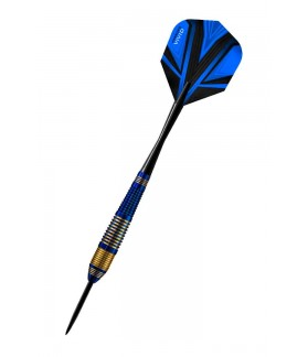 Harrows Vivid Blue Steel Tip Darts 21grR