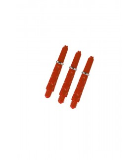 Harrows Dimplex Short Shafts Fire Red