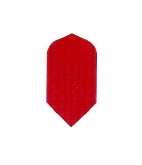 Plumas Nylon Slim Rojo