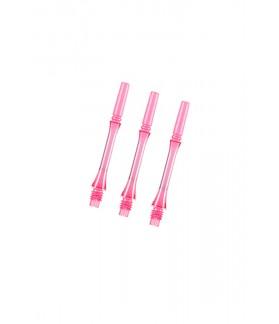 Fit Flight Gear Slim Shafts Locked Clear Pink 3