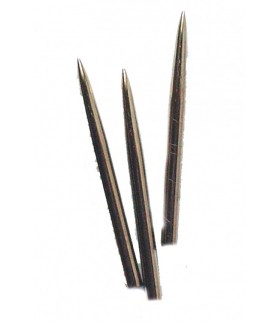 Darts Point Steel Tip Silver 31mm