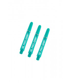 Target Pro Grip Intermediate Aqua Shafts