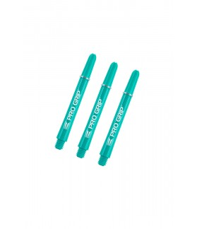 Target Pro Grip Medium Aqua Shafts