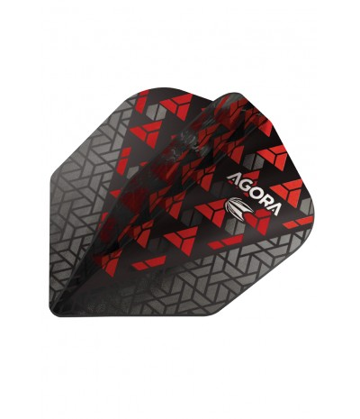 Target Agora Ultra Ghost Flights Red