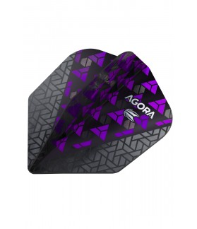 Target Agora Ultra Ghost Flights Purple