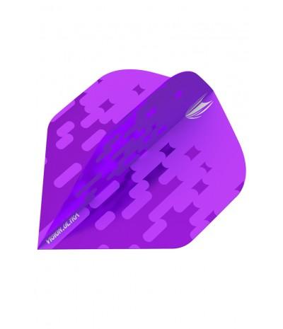 Target Arcade Vision Ultra N2 Purple Flights