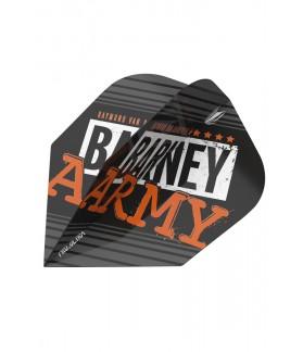 Target Pro Ultra Barney Army Black N6 Flights
