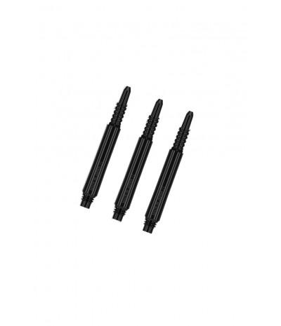 8 Flight Regular Fixed Black 26mm Shafts