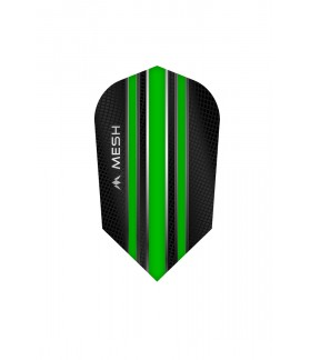 Mission Mesh Slim Flights Green