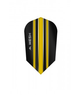 Mission Mesh Slim Flights Yellow