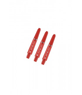 Mission GripLock Shafts Red 34mm