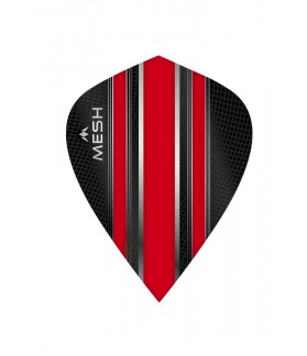 Mission Mesh Kite Flights Red