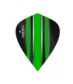 Mission Mesh Kite Flights Green