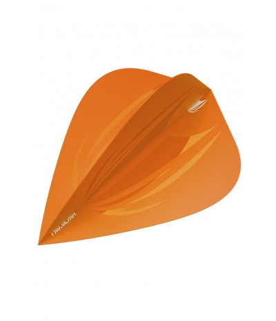 Target ID Pro Ultra Kite Orange Flights