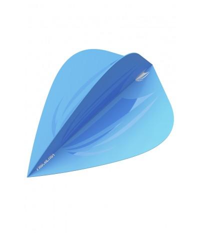 Target ID Pro Ultra Kite Blue Flights