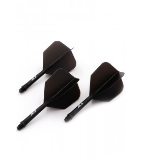 Cuesoul AK5 Shape Black Flights L