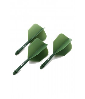 Cuesoul AK5 Shape Green Flights