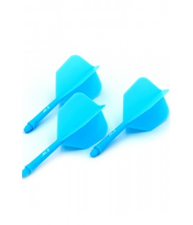 Cuesoul AK5 Shape Blue Flights L