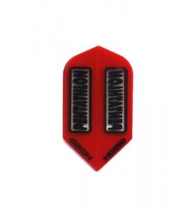Plumas Pentathlon HD 150 Slim Rojo