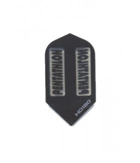Plumas Pentathlon HD 150 Slim Negro