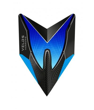 Harrows New Velos Blue Flights