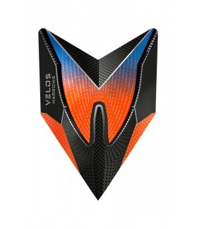 Harrows New Velos Orange Flights