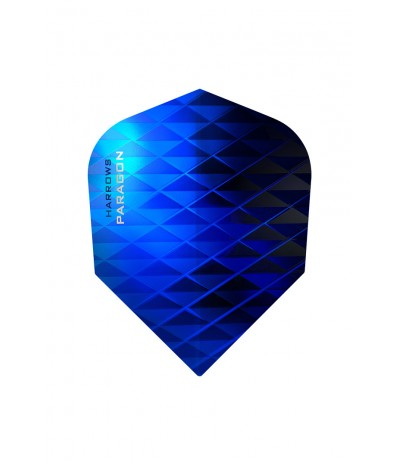 Harrows Paragon Blue Flights