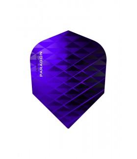 Harrows Paragon Purple Flights