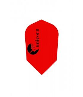 Plumas Unicorn Maestro Slim Rojo