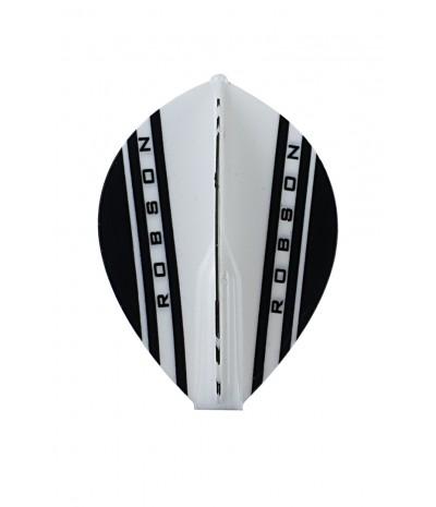 Robson Flight Plus Oval V White