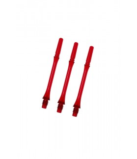 Fit Flight Gear Slim Shafts Spinning Red 5